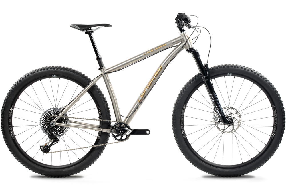 Live Wire Hardtail Mountain Bike
