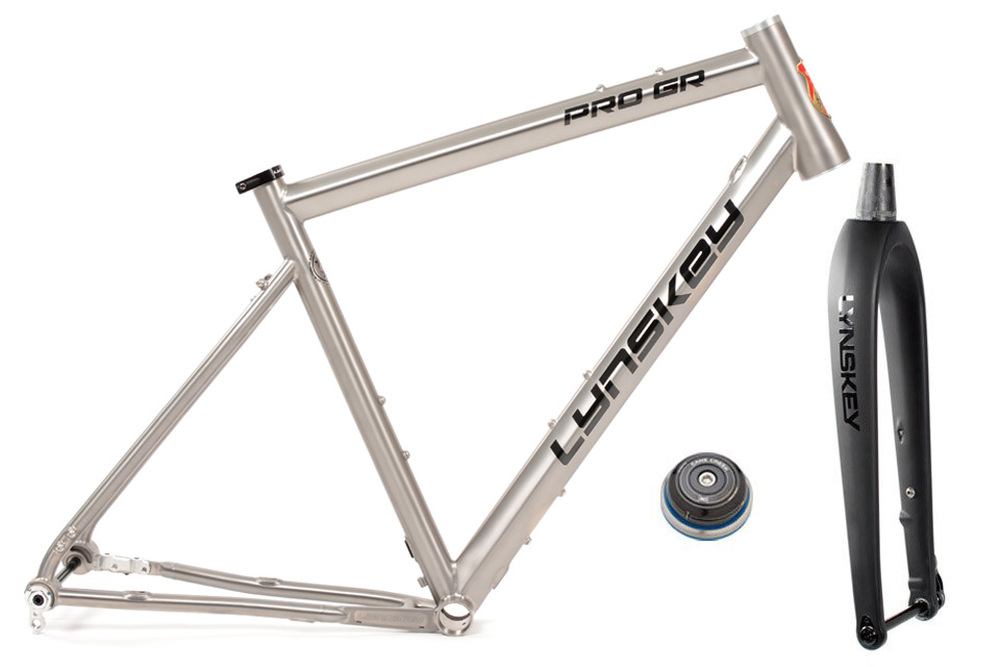 PRO GR Gravel Bike Frameset