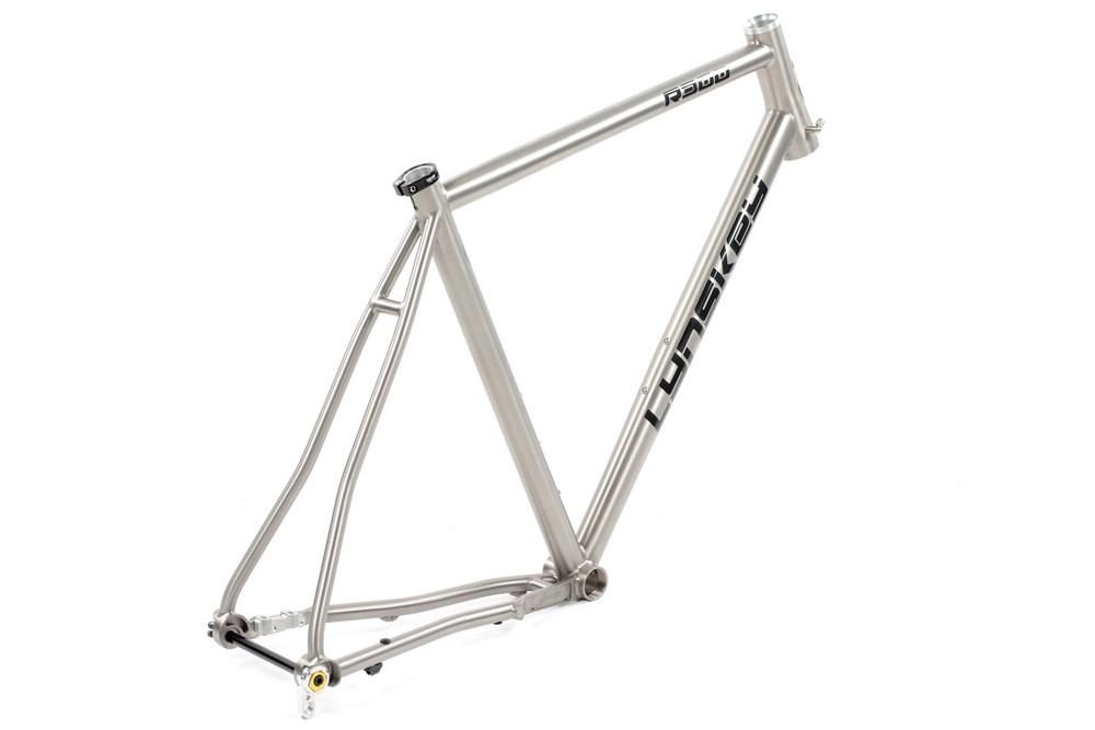 R300 Disc Road Frameset