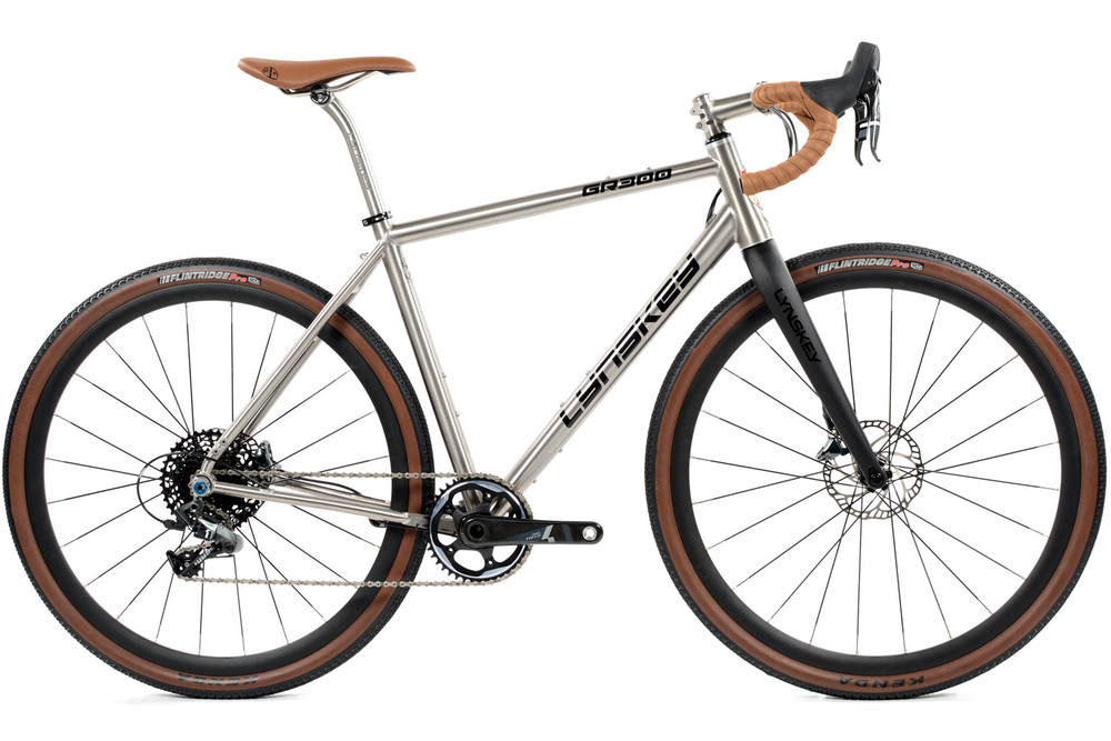 GR300 Gravel Bike | Internal Cable Routing | Adventure Edition