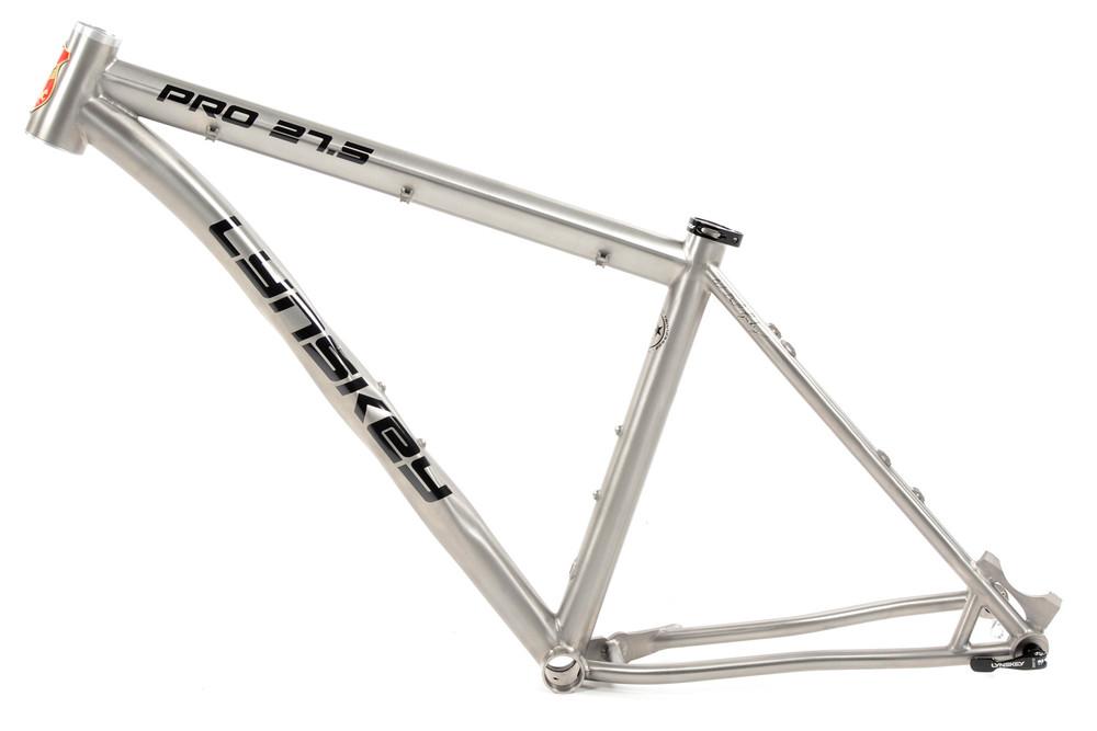 PRO 27.5 Hardtail Mountain Bike Frame