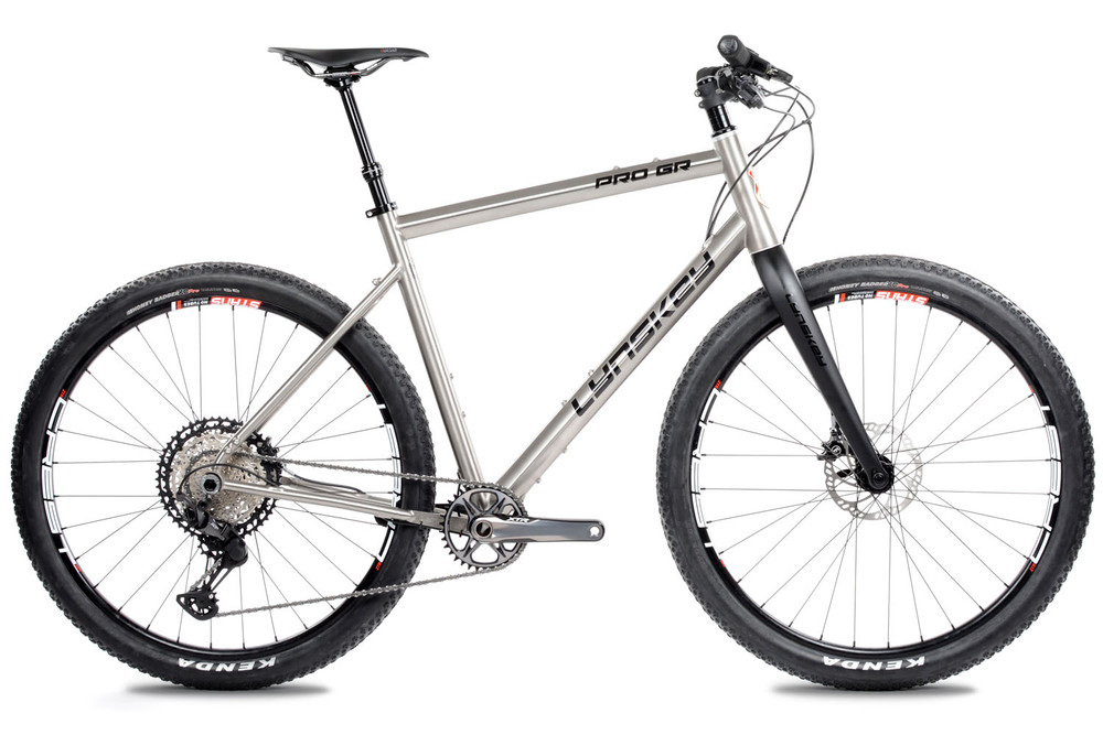 PRO GR Gravel Bike  - XT Flat Bar Build