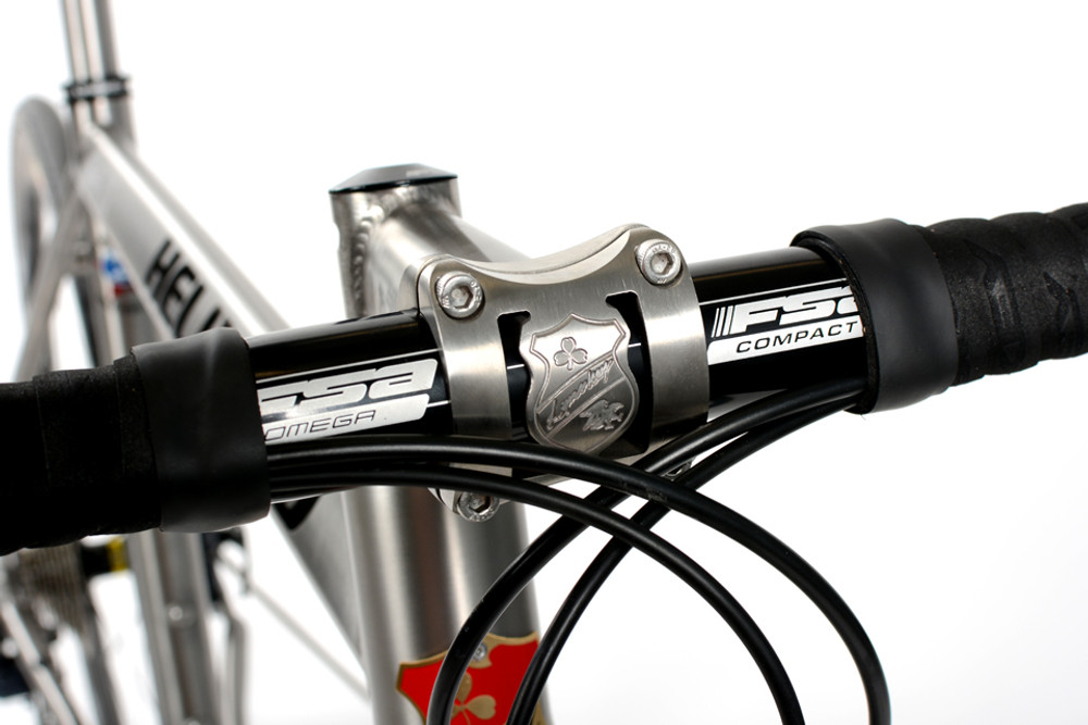 Lynskey Titanium Stem +/- 6 degrees