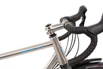 Sportive Disc Road Bike   Shimano 105 HDR   HED