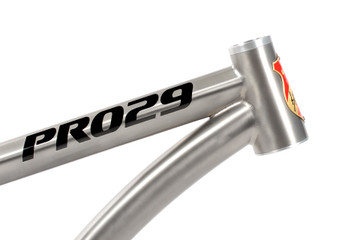 Tapered/Integrated Headtube increases front end compliance