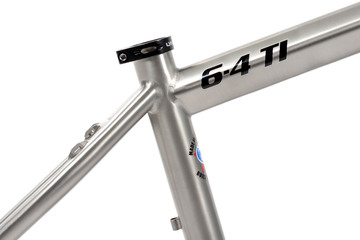 27.2mm Seatpost Required - Lynskey Titanium Seatpost recommended.