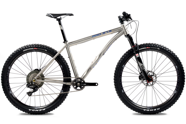 PRO 27.5 Hardtail Mountain Bike