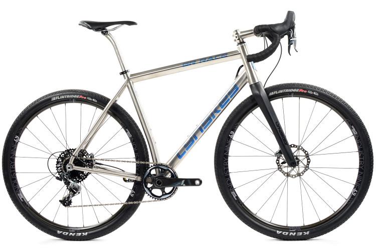 GR Race Gravel Bike
