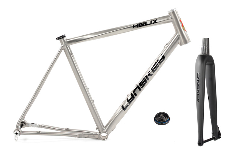 Helix Disc Road Frameset