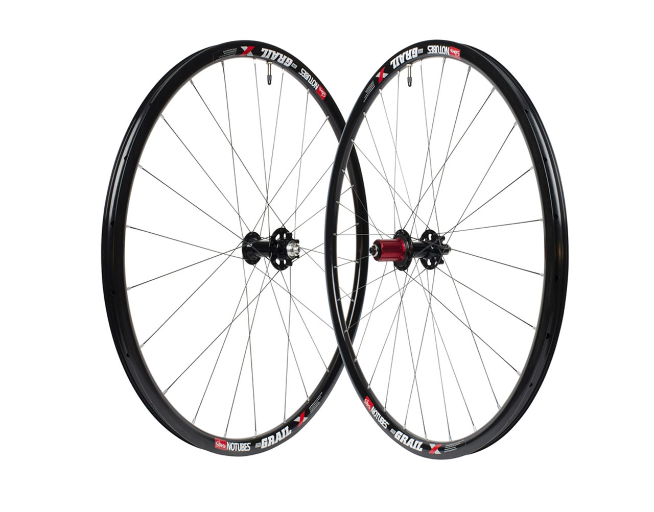 Stans Grail Team Disc Wheelset