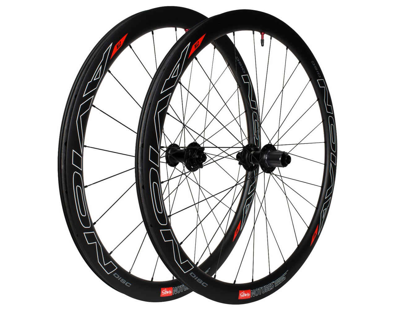 Stans Avion Team Disc Wheelset