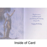 River of Life Card (Birthday Message)