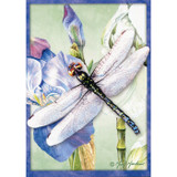 Dragonfly Vision Card (No Message)