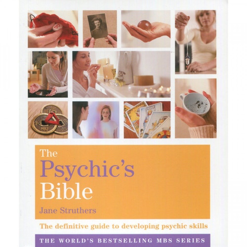 The Psychic's Bible - Jane Struthers