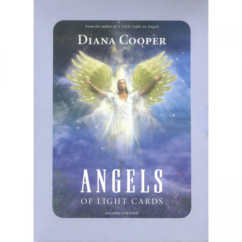 Angels of Light Cards (Second Edition) - Diana Cooper