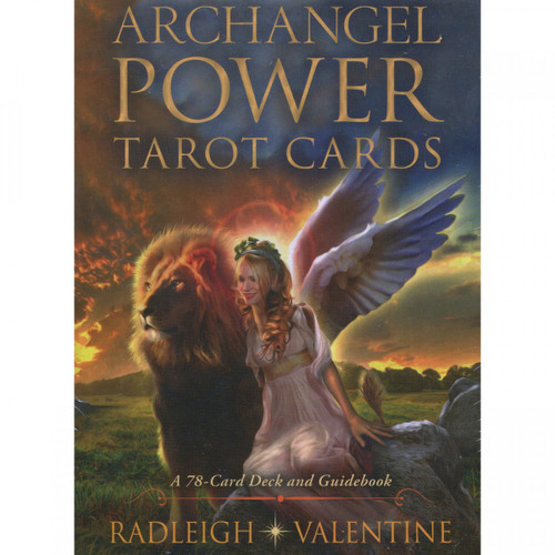 Archangel Power Tarot Cards - Radleigh Valentine