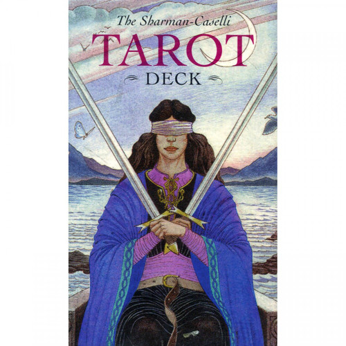 Cards Only: The Sharman-Caselli Tarot