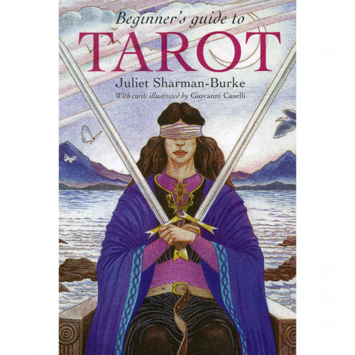 Cards & Book Set: Beginner's Guide to Tarot - Juliet Sharman-Burke