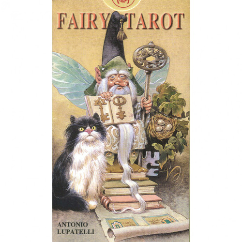 Fairy Tarot - Antonio Lupatelli