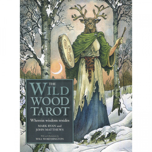 Cards & Book Set: The Wildwood Tarot - Mark Ryan & John Matthews