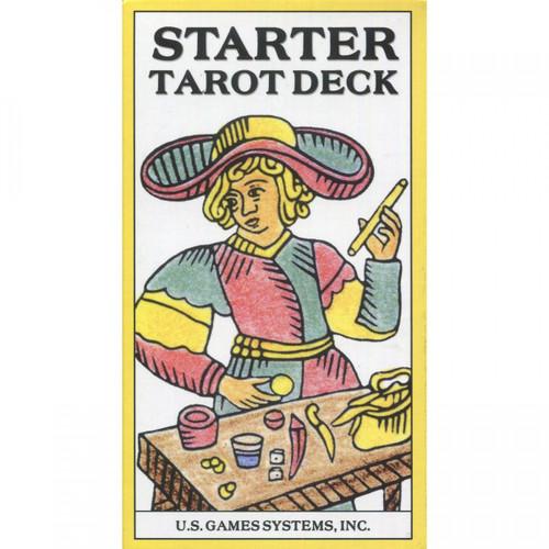 Starter Tarot by George R. Bennett