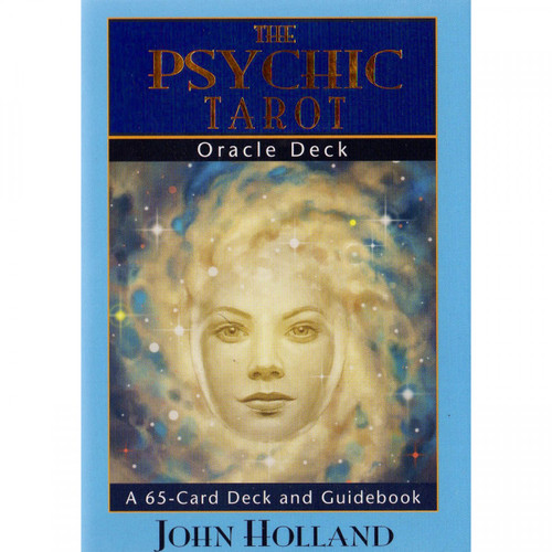 Psychic Tarot Oracle Cards Deck - John Holland