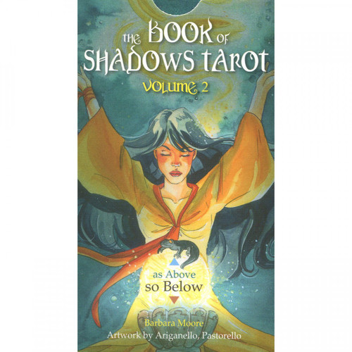 The Book of Shadows Tarot Cards (Volume 2)