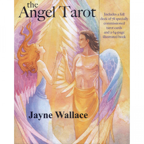 The Angel Tarot - Jayne Wallace
