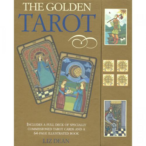 The Golden Tarot - Liz Dean