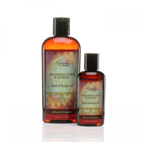 Body Oil - Frankincense & Myrrh