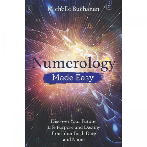 Numerology (Made Easy Series) - Michelle Buchanan