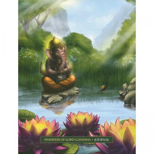 Whispers of Lord Ganesha Journal - Angela Hartfield