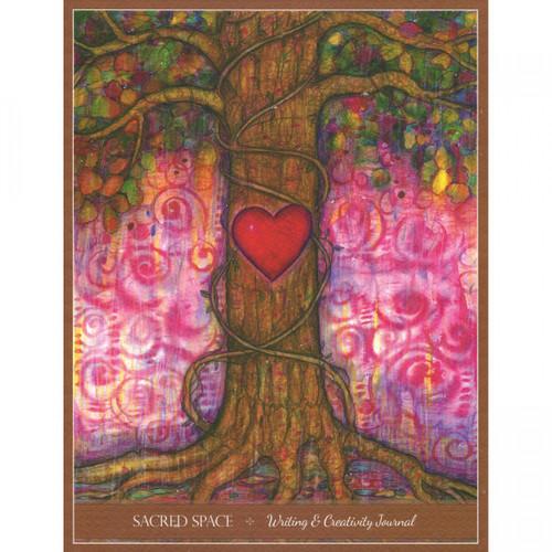Sacred Space: Writing & Creativity Journal - Toni Carmine Salerno