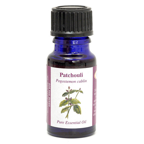 Patchouli Essential Oil (Indonesia) - 10 ml (100% pure concentrated)