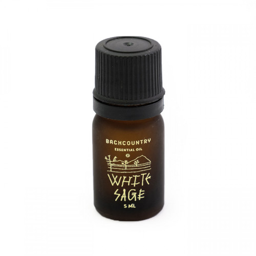 Backcountry Essential Oil - Californian White Sage (5ml)