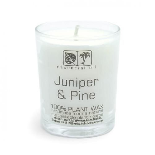 Votive Candle - Juniper & Pine