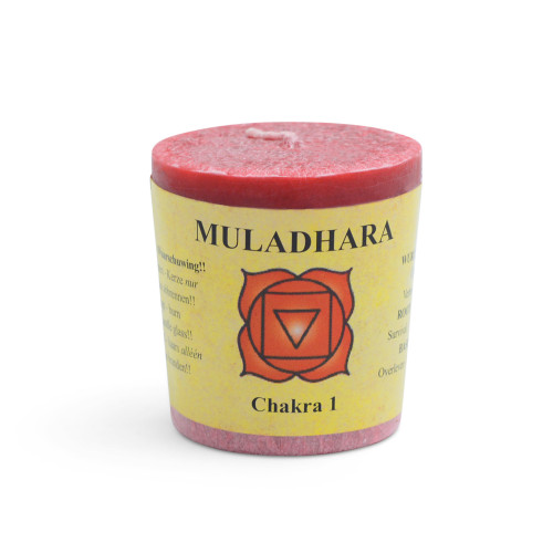 Chakra Candle (Red) - Root