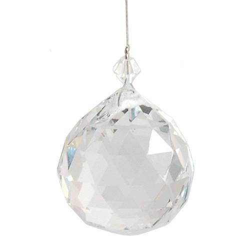 30mm Lead Crystal Sphere