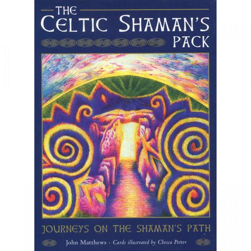 Card & Book Set: The Celtic Shamans Pack - John Matthews