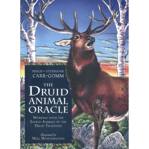 Card & Book Set: The Druid Animal Oracle - Philip & Stephanie Carr-Gomm