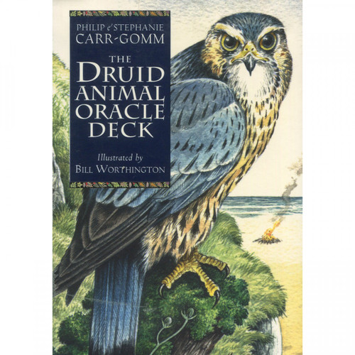 Cards Only: The Druid Animal Oracle Deck - Philip & Stephanie Carr-Gomm