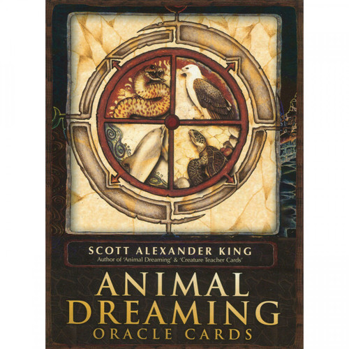 Animal Dreaming Oracle Cards - Scott Alexander King