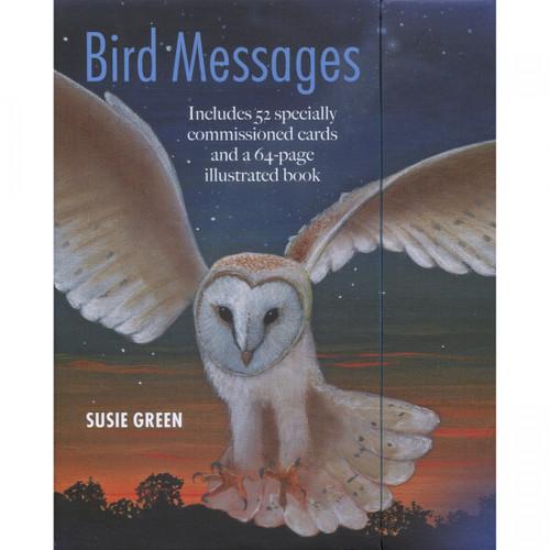 Bird Messages Cards - Susie Green