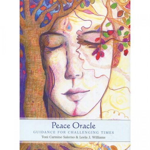 Peace Oracle - Toni Carmine Salerno