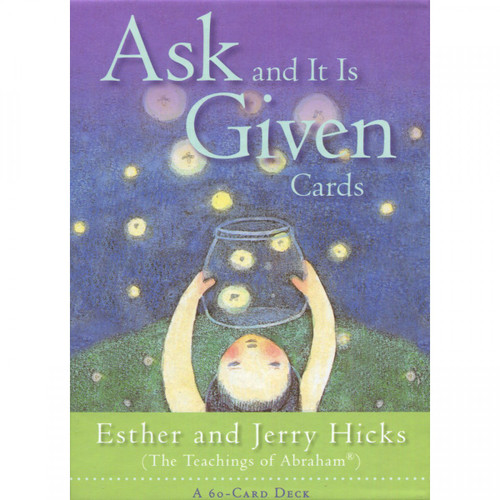 Ask and It Is Given Cards - Jerry & Esther Hicks