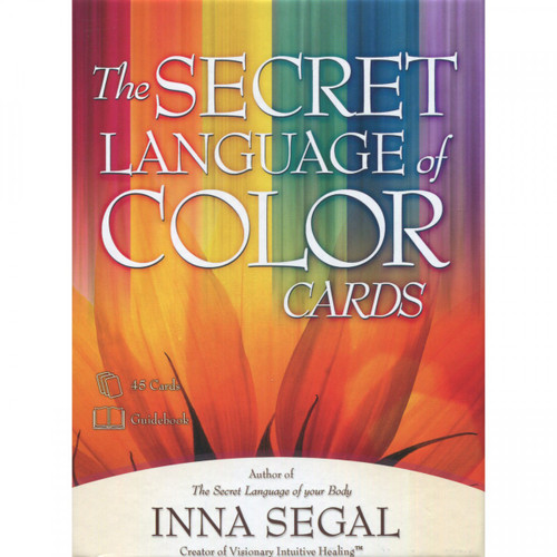 The Secret Language of Colour Cards - Inna Sega