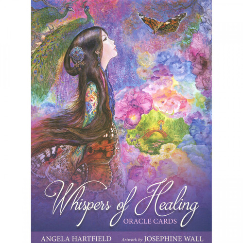 Whispers of Healing Oracle Cards - Angela Hartfield