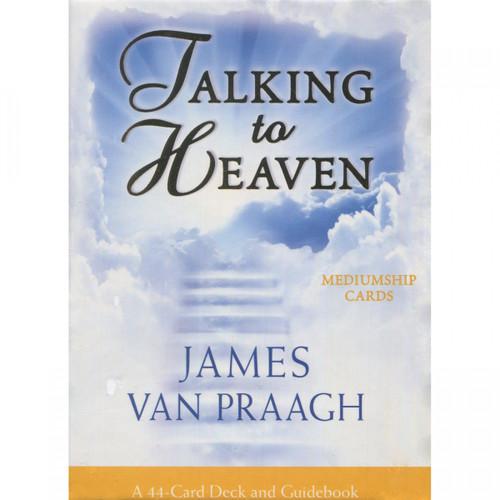 Talking To Heaven Mediumship Cards - James Van Praagh