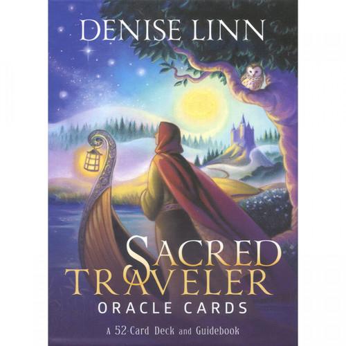 Sacred Traveler Oracle Cards - Denise Linn