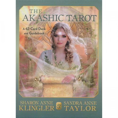 The Akashic Tarot - Sharon Anne Klingler
